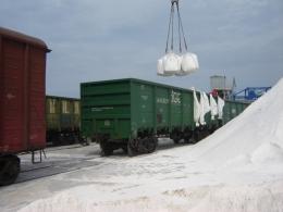 Отправка ж.д транспортом грузов